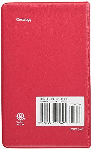 Pocket Oncology (Pocket Notebook Series)