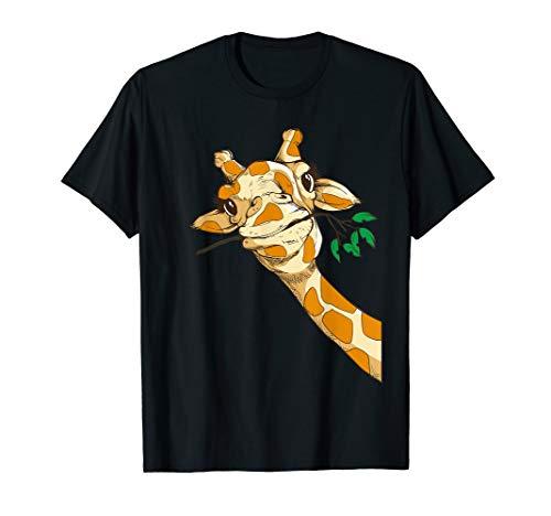 Funny Giraffe Safari Zoo Animal Love Giraffes T-Shirt