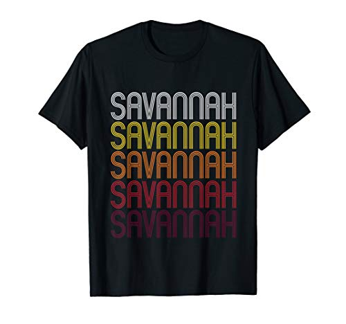 Savannah, TN | Vintage Style Tennessee T-shirt
