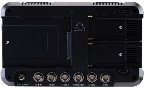 Atomos Shogun 7 Monitor-Recorder with Power Kit Bundle