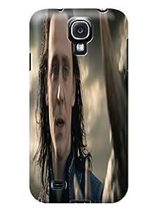 The Cool Tom Hiddleston fashionable TPU Design for Samsung Galaxy s4 plastic Hard Case
