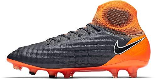 NIKE Zapatillas Grey 2 080 DF Dark tota Black Elite Multicolor Deporte FG de Obra para Hombre 44wXqr