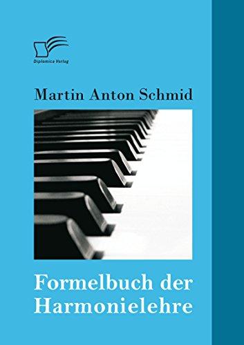 Formelbuch der Harmonielehre (German Edition)