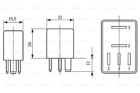 Bosch 0 332 207 300 Blinkgeber