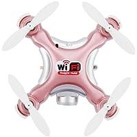 Lookatool Cheerson CX-10WD Mini FPV 2.4G 4CH RC Quadcopter HD Camera Wifi Drone