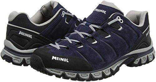 Meindl Hauteur Randonne 49 De marine Vegas Chaussures Faible Bleu 1nFORZ