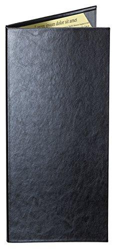Menu Covers by MenuCoverMan • Case of 5 Cascade Casebound