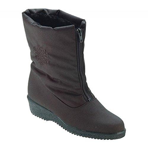 (トゥーウォーマー) Toe Warmers レディース シューズ靴 ブーツ Jennifer-Black [並行輸入品] B07FD5SRBC 6-WW
