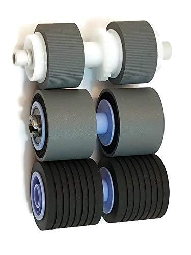 Boracell Scanner Pick Roller Set 8262B001 Exchange Roller Kit Canon DR-G1100, DR-G1130 by Boracell (Image #1)