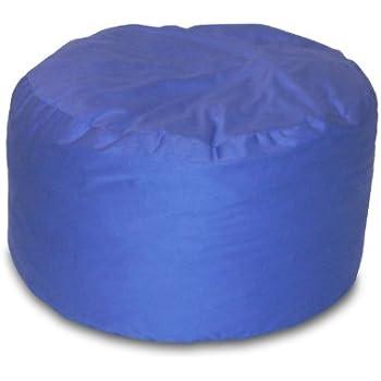 Amazon Com Poco Bean Beanbag Chair For Kids Royal Blue