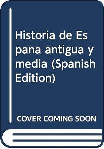 Historia de España antigua y media. 3 Tomos Historia y Biografías: Amazon.es: Suárez Fernández, Luis: Libros