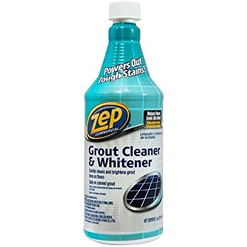 Amazoncom AMAZING GROUT CLEANER PROFESSIONAL STRENGTH FUME FREE - Best cleaner for tile grout on floor