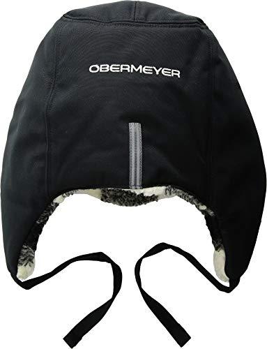 Obermeyer 78035 Kid's Super Hat, Black - 5-8