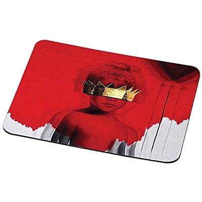 Rihanna Anti 3 Mouse pad