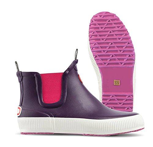 Nokian Footwear - Zapatos de goma -Hai Low- (Originals) [15735267] ciruela oscuro
