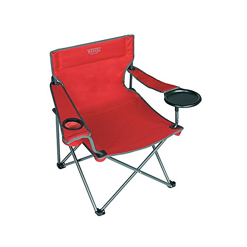 Wenzel Folding Banquet Chair with Dinner Tray XL