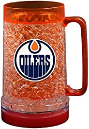 NHL Edmonton Oilers Freezer Mug, 16-Ounce
