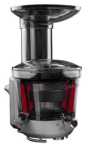 KitchenAid KSM1JA Masticating Juicer and Sauce Attachment