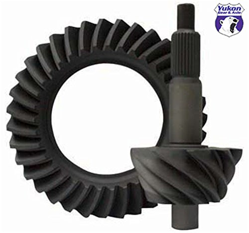 """UPC 883584241072, Yukon (YG F9-389) High Performance Ring and Pinion Gear Set for Ford 9"""" Differential"""