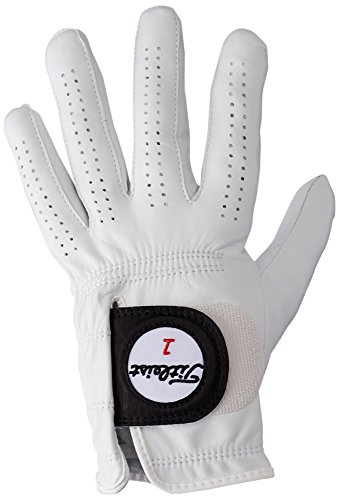 Titleist Players Mens LH Pearl, White(Small, Worn on Left Hand)