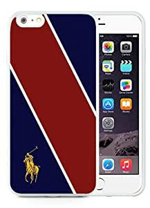 High Quality iPhone 6 Plus 5.5 Inch TPU Case ,Cool And Fantastic Designed Case With Lauren Ralph Lauren 19 White iPhone 6 Plus Cover