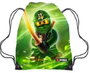 Lego Vline Ninjago Lloyd Bolsa de Cuerdas para El Gimnasio ...