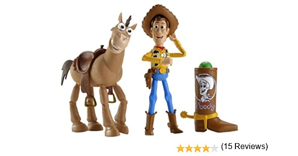 Mattel Disney Toy Story Theres a Snake in My Boot! Gift Pack by ...