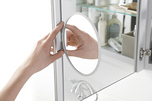 KOHLER K-99003-NA Verdera 20-Inch By 30-Inch Slow-Close Medicine Cabinet With Magnifying Mirror by Kohler (Image #3)
