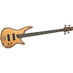 Ibanez SR Premium 1400E Electric Bass Guitar Natural
