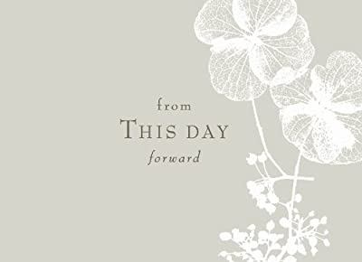 From This Day Forward: Wedding Guest Book