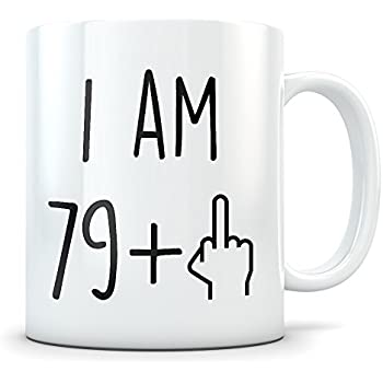 Funny 80th Birthday Gift For Women And Men