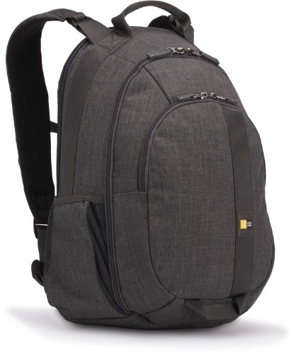 Case Logic BPCA 115 Berkeley Plus Backpack   Anthracite