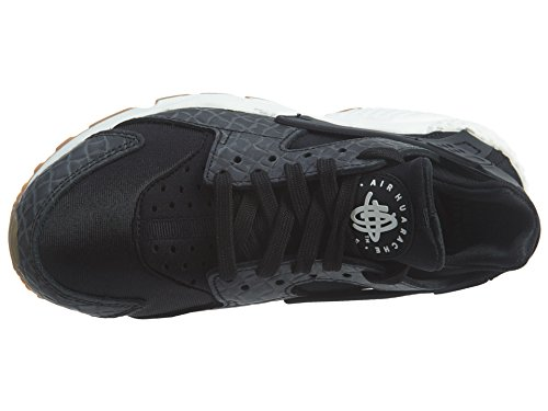 Nike medium De Air Run sail Zapatillas Brown Gimnasia Mujer Huarache Prm Para Txt Schwarz black rBwYOrq