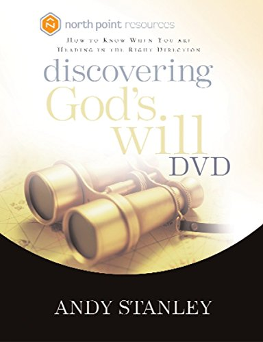 Discovering God's Will DVD ()