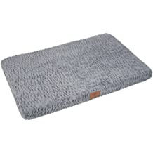 American Kennel Club Orthopedic Crate Mat, 23 by 36-Inch, Gray