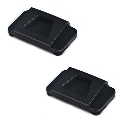 (2 Pack) VKO Eyecup/Viewfinder DK-5 Eyepiece Cap Replacement for Nikon D5600 D5500 D5300 D5200 D5100 D3500 D3400 D3300 D3200 D3100 D7200 D7100 D7000 D610 D600 DSLR Cameras