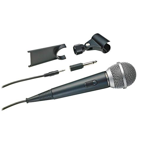 Audio-Technica ATR-1200 Cardioid Dynamic Vocal/Instrument Microphone (Best Audio Technica Mic For Vocals)