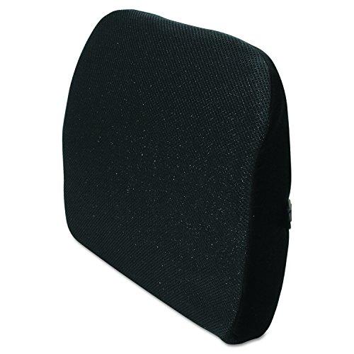 046854134935 - Comfort Products 60-2804MH05 Memory Foam Massage Lumbar Cushion, Black carousel main 3