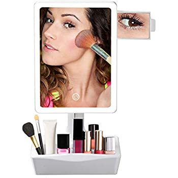 Amazon Com Artifi Led Large Lighted Makeup Mirror