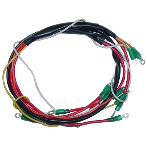 Complete Tractor 1100-0532HN Alternator Wiring Harness (for Ford New Holland Tractor 600 Jubilee) - Ford Alternator Wiring
