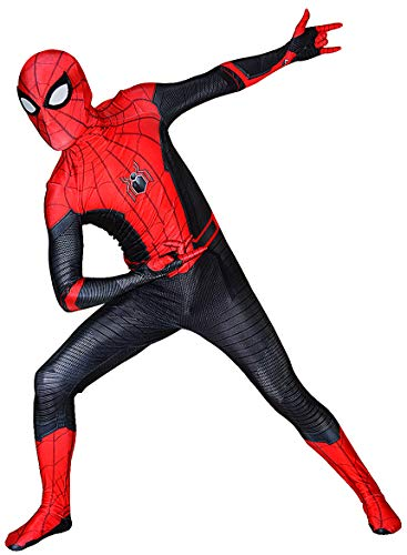 Spider-Man Far from Home Costume Boys Spiderman Bodysuit
