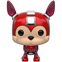 Funko POP Games: Mega Man - Rush Action Figure