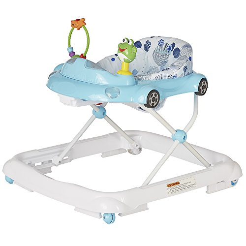 Dream On Me On-The-Go Activity Walker - Blue