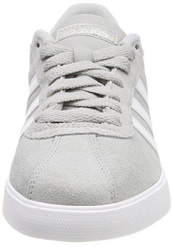 de Griuno Plamet adidas Femme Ftwbla Tennis Gris Chaussures 000 Courtset xqTwwY8E