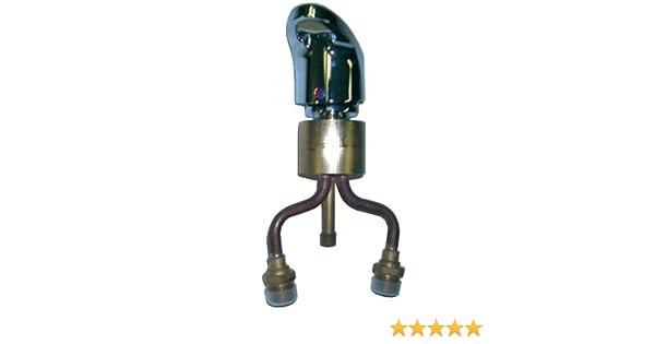 bd34e09df441 Belvedere 522 Single-Handle Deck Mount Faucet