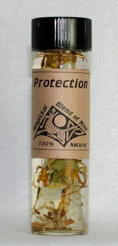Protection Magickal Oil (Blend Oil Magickal)