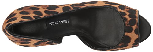 Natural Pump Expensive West Multi Pony Women's Nine BqXwAT8x