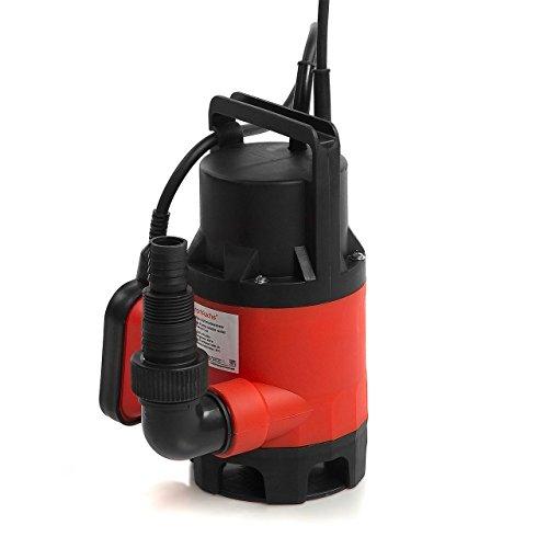 Rotfuchs-Tauchpumpe-SPD401ext-fr-Schmutzwasser-6500-Literh-400-watt