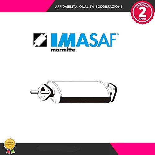 Imasaf 10.21.03 Vorschalldä mpfer Imasaf S.P.A.