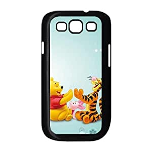 Tigger & Pooh and a Musical Too Samsung Galaxy S3 9300 Cell Phone Case Black L0556648